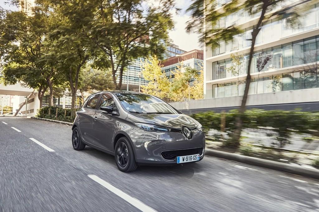 Renault Zoe 40