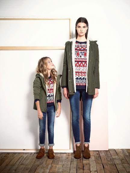 Nueva colección Mini Me de Mango: para vestir igual que mamá
