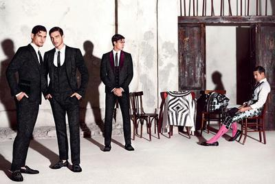 El torero José Mari Manzanares protagoniza la nueva campaña de Dolce & Gabbana