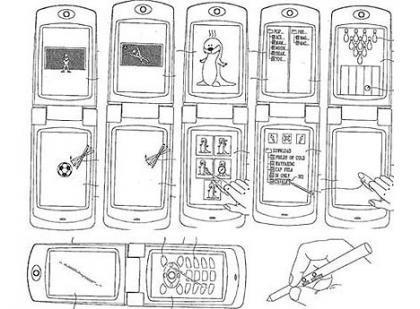 Patente de LG, doble pantalla e iconos dinámicos
