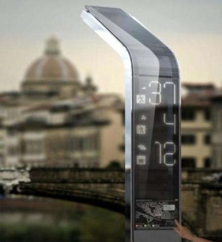 Eyestop, la parada de bus del futuro