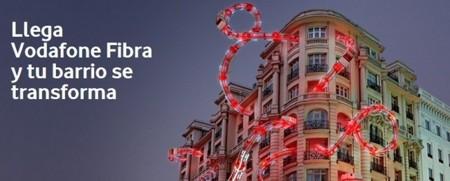 Vodafone también ofrecerá 200 Mbps de bajada con su fibra, por 10 euros más sobre los 100 Mbps
