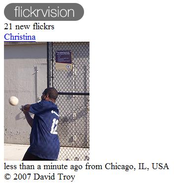 FlickrVision se hace móvil