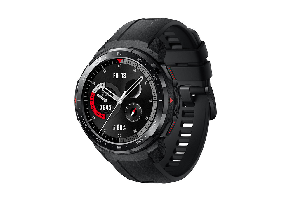 Honor Watch GS Pro: el smartwatch mas aventurero de Honor,