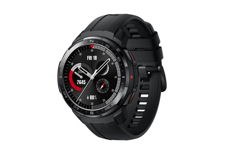"Honor Watch GS Pro: el smartwatch más aventurero de Honor, ""rugged"" y con SpO2"
