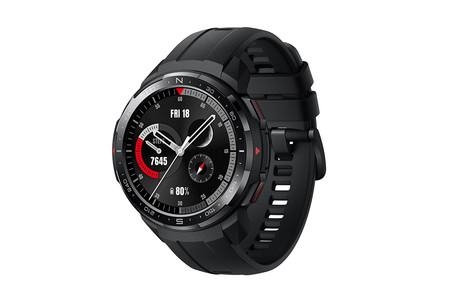 """Honor Watch GS Pro: el smartwatch más aventurero de Honor, """"rugged"""" y con SpO2"""