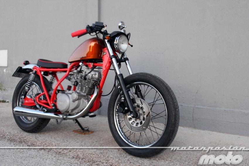Foto de Valery, Yamaha Special by Nookbikes (13/21)