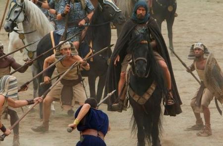 La película 'Éxodus' inspira una una nueva ruta cinematográfica en Andalucía
