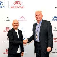Hyundai y KIA invierten 110 mdd para el desarrollo de vehículos eléctricos comerciales