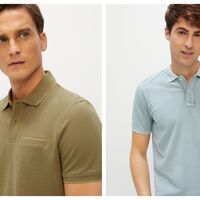 Camisas, polos y camisetas por menos de 10 euros para aprovechar el remate final de las rebajas de Cortefiel