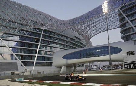 Las escuderías van confirmando a sus jóvenes pilotos para los tests de Abu Dhabi