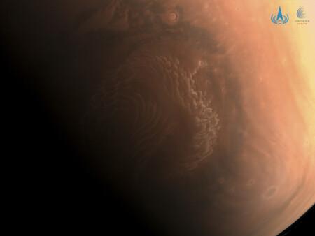 Ya podemos ver las primeras imágenes en alta definición de la misión Tianwen 1 de China