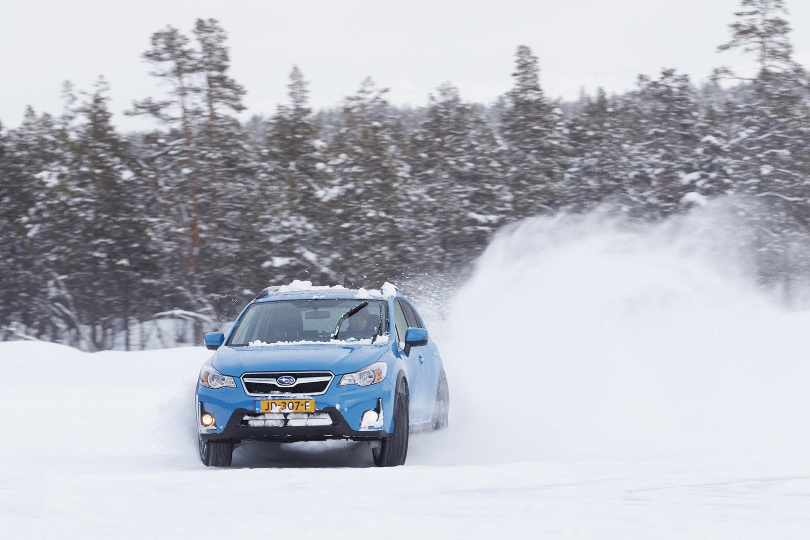 Foto de Subaru Snow Drive 2016 (133/137)