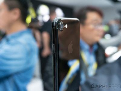 Apple consigue arañar un puñado de puntos de cuota de mercado en España justo antes del lanzamiento del iPhone 8