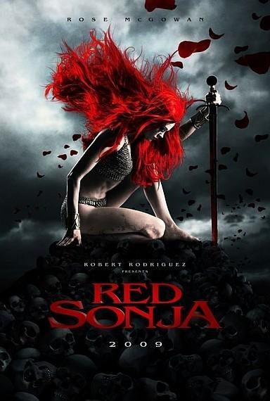 Otro poster de Red Sonja
