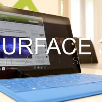Surface 3, análisis en vídeo