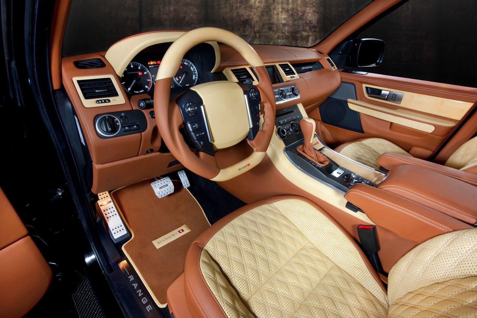 Foto de Range Rover Sport por Mansory (14/16)