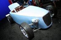 Caresto V8 Speedster, hot rod al estilo sueco