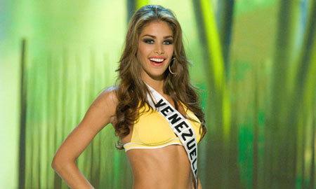 Dayana Mendoza coronada Miss Universo 2008