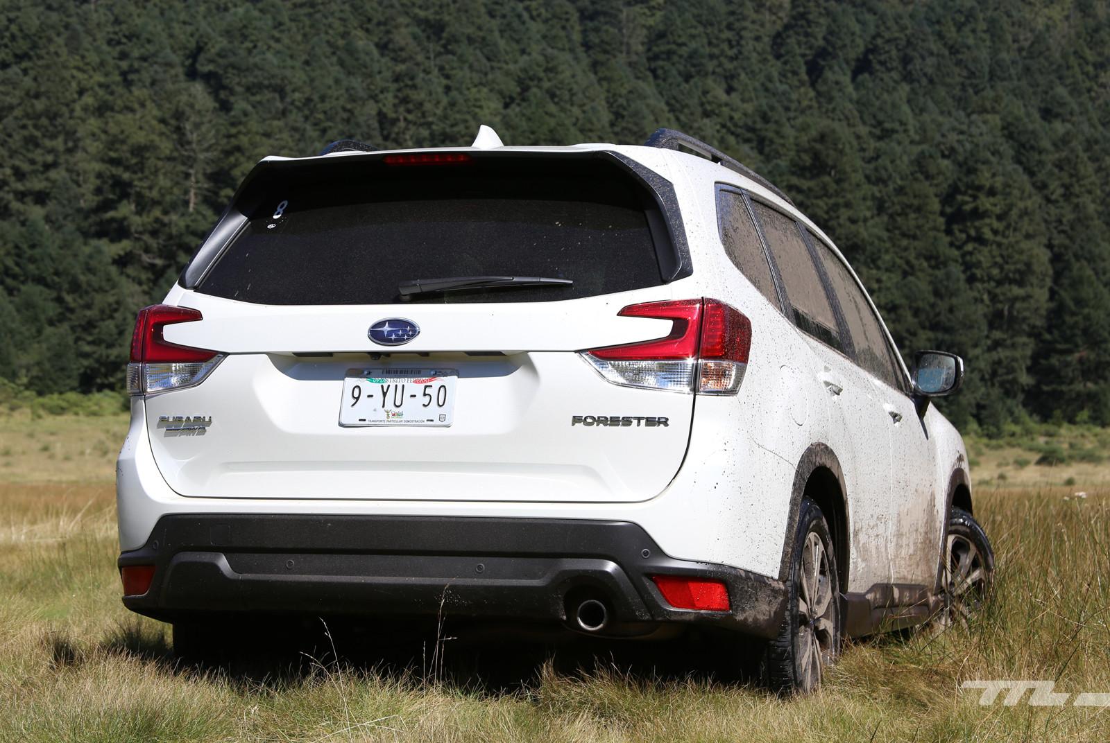 Foto de Subaru Forester 2019 (lanzamiento en México) (2/25)