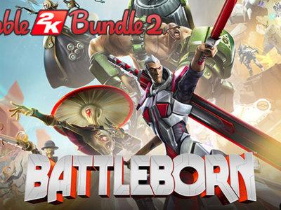 ¡Se terminaron las excusas para no probarlo! Battleborn forma parte de nuevo Humble 2K Bundle 2