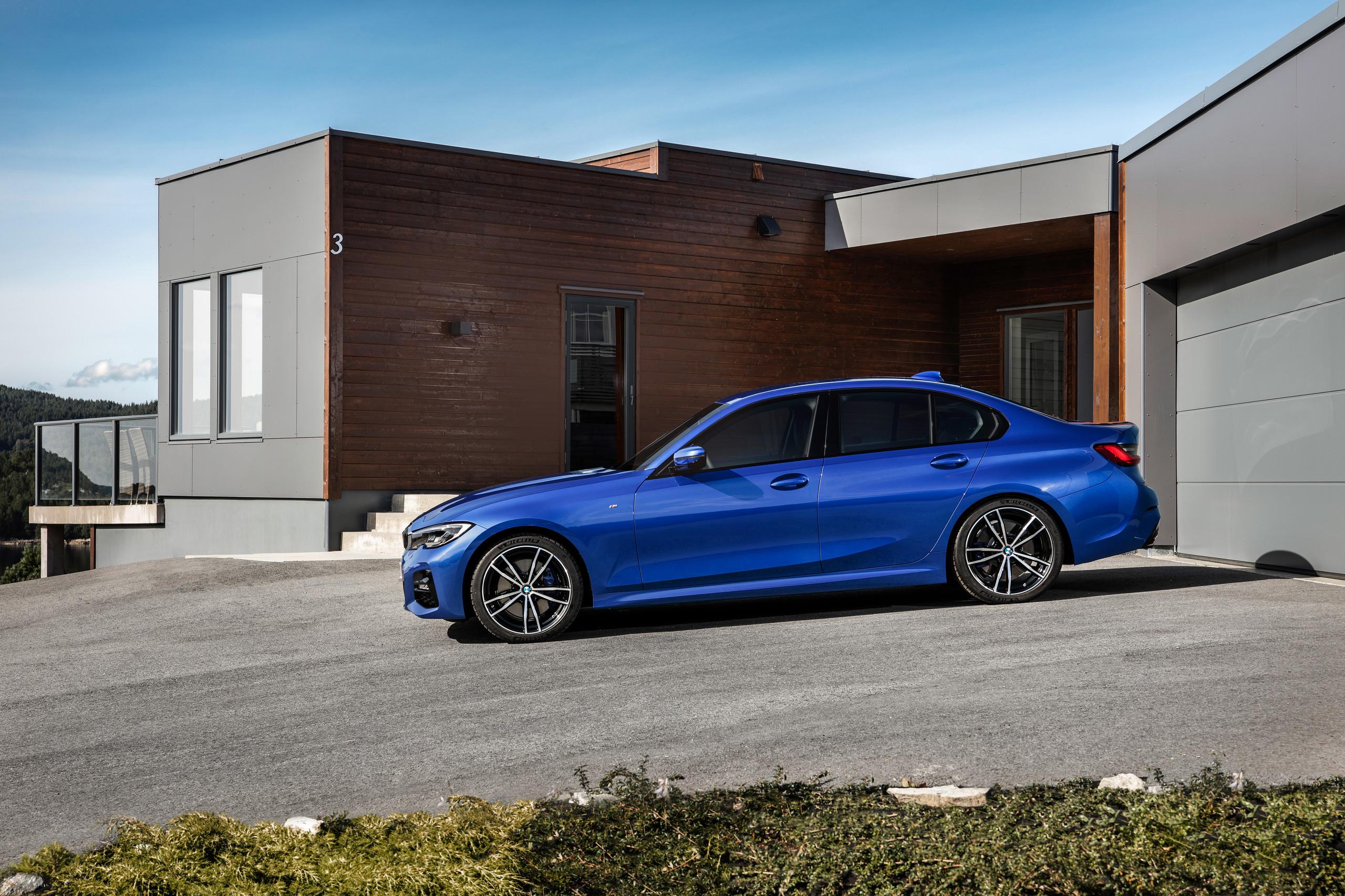 Foto de BMW Serie 3 sedán (7/13)