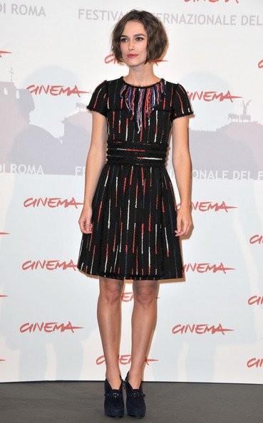 Los looks de Keira Knightley en Roma