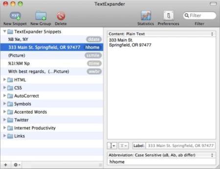 TextExpander 3.0 ya disponible
