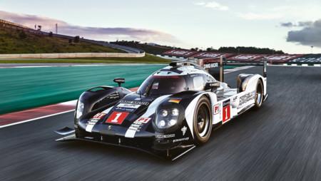 Porsche 2016 Presentacion