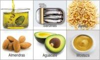Adivina adivinanza: ¿qué alimento tiene menos grasas saturadas?