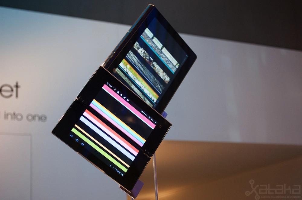 Foto de Sony Tablet S en IFA 2011 (11/12)