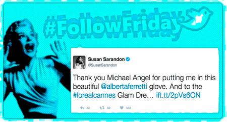 #FollowFriday de Poprosa: en la trastienda del Festival de Cannes