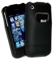 Funda para el iPhone con abridor de cerveza