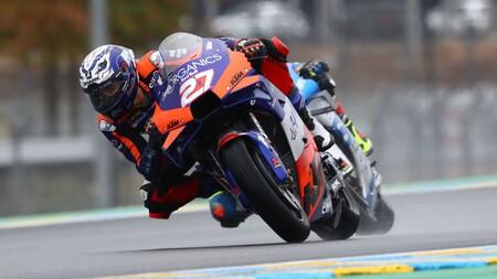 Lecuona Francia Motogp 2020