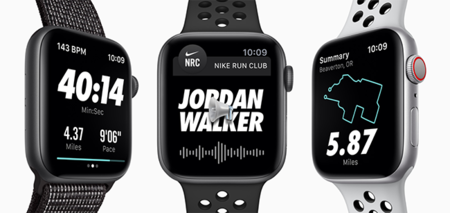 Apple Watch Nike 1