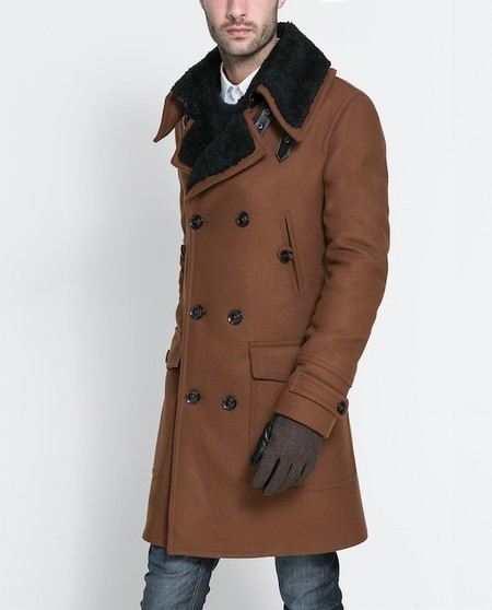Difícil no, dificilísimo no caer rendido ante los abrigos de Zara para este otoño
