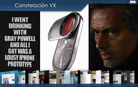 Mourinho se come al Barça, el nuevo Citroën DS y Steve Jobs vs Adobe. Constelacion VX (IV)