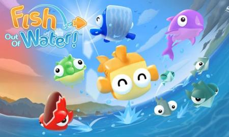 Halfbrick Studios lanza Fish Out Of Water! en Android