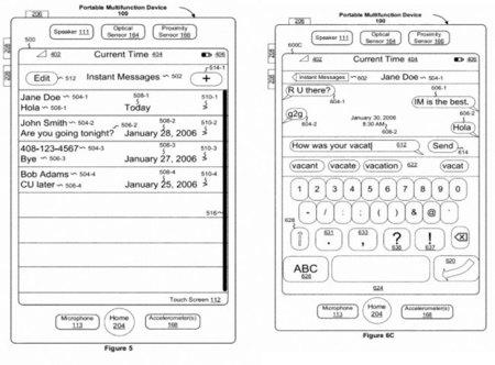 Apple obtiene la patente con la que podría barrer a Android (y a todo el que se le enfrente)