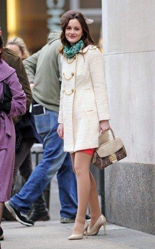 Lets gossip, girls! Nuevos estilismos de Blair Waldorf.