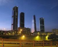 Rascacielos y crisis