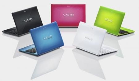 Nuevos Sony Vaio Serie E, personalízalos a todo color