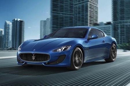 Maserati presentará en Ginebra el GranTurismo Sport