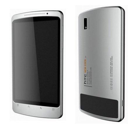 HTC New Eden, de momento solo un sueño