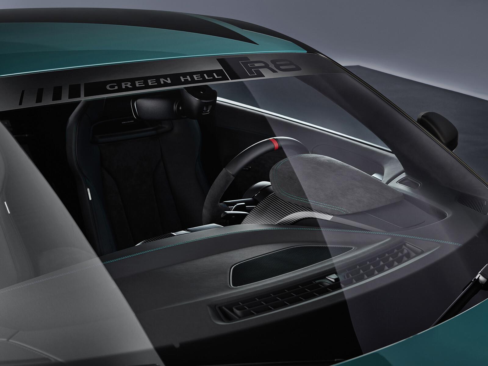 Foto de Audi R8 Green Hell (13/25)