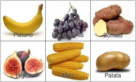 Adivina adivinanza: ¿qué alimento tiene más calorías?