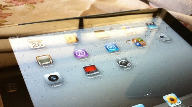 ipad dos apple
