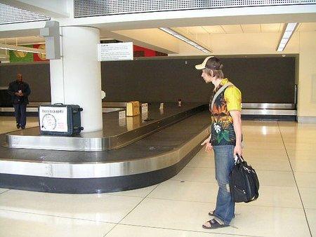 Cada año se pierden menos maletas