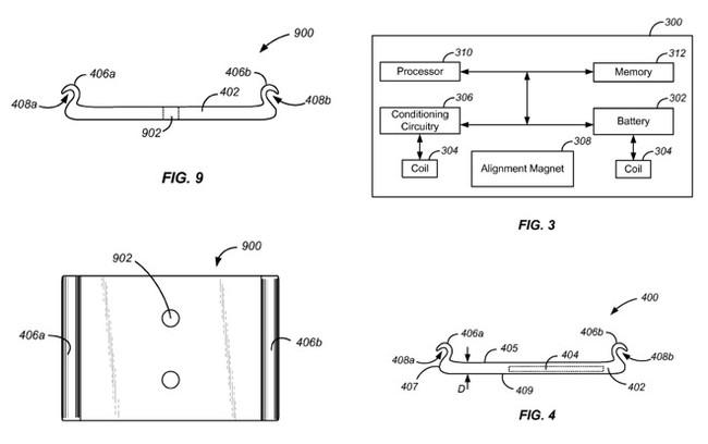 Patente Apple Accesorio Watch Detalle