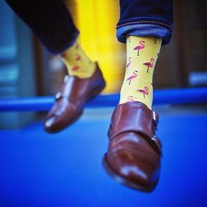 Calidad, desenfado y precio asequible: calcetines Jimmy Lion